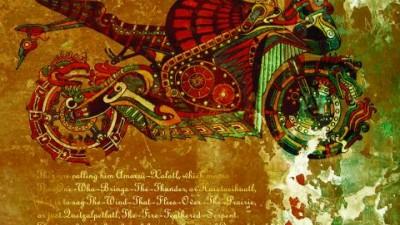 Inter Motorcycle - American Myth (Golden drum)
