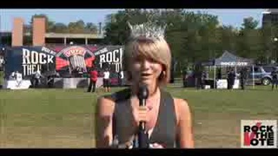Rock the Vote - Miss America