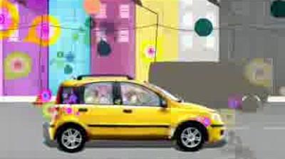 Fiat Panda - Funky
