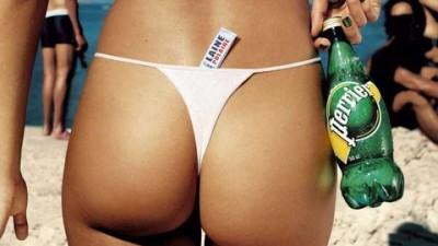 Perrier - Bikini