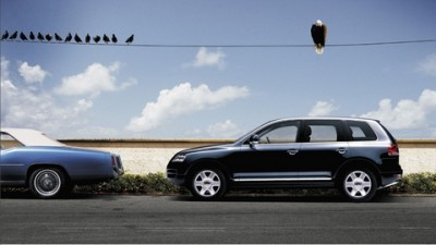 Volkswagen Touareg - Eagle (For the love of the automobile)