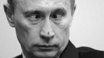 Amnesty International - Putin