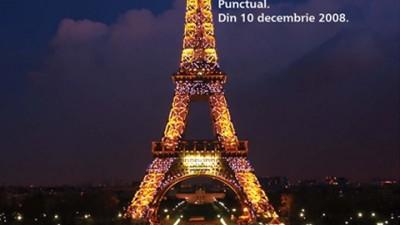 Tarom - Tour Eiffel