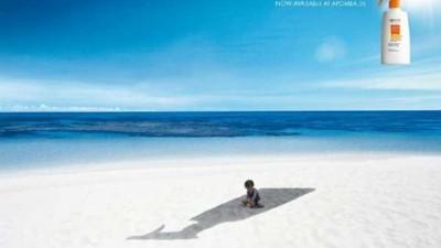 Vichy Sun Lotion - Beach