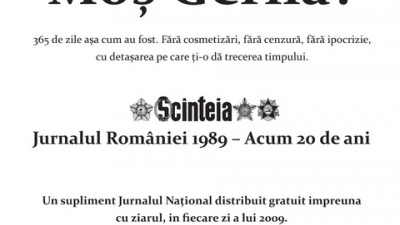 Jurnalul National - Mos Gerila