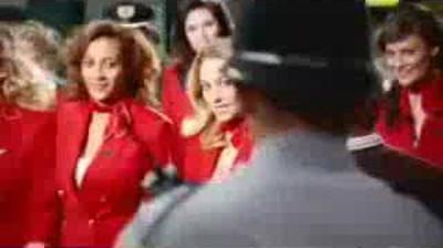 Virgin Atlantic International - Love at first flight