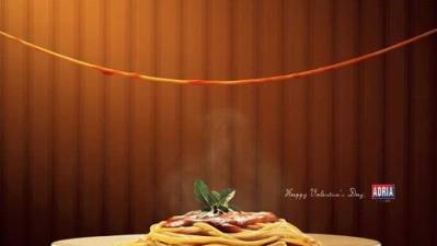Adria Pasta - Valentine's Day