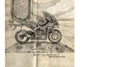 Honda - European Myth