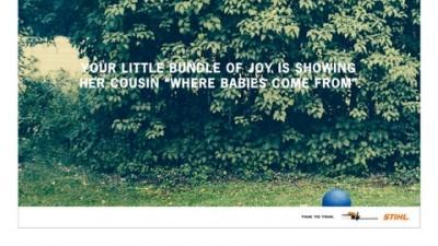 Stihl International - Babies