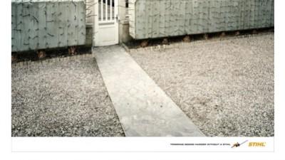 Stihl International - Hard Stuff - Concrete Wall