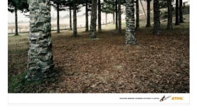 Stihl International - Hard Stuff - Stone Trees