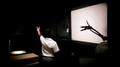 Osram Bulbs - Shadow puppets