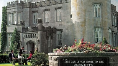 Tourism Ireland - Castle