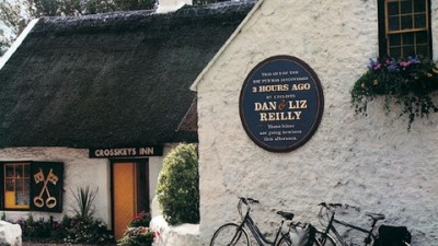 Tourism Ireland - Crosskeys Inn