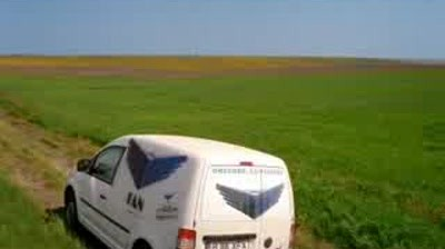 FAN Courier Romania - Masina