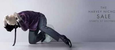 Harvey Nichols - Kneeling