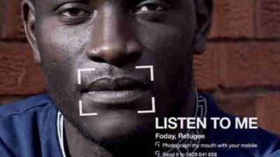 The UN Voices Project - Foday