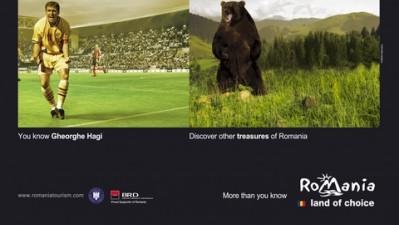 BRD - Romania-Land of choice - Gheorghe Hagi