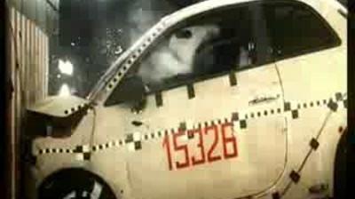 Fiat - Crash Test Panda