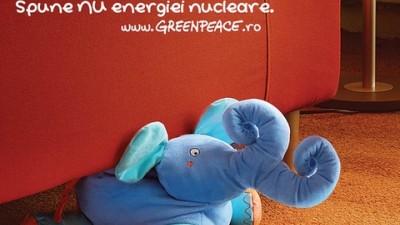 Greenpeace - Elefant