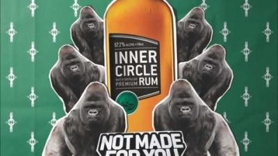 Inner Circle Rum - Gorillas