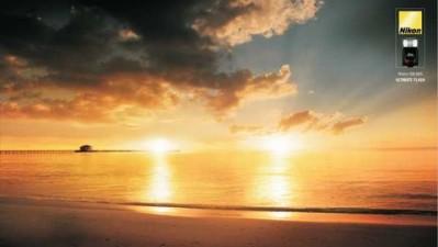 Nikon - Beach