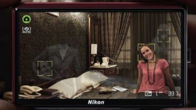 Nikon - Faces - Ghosts
