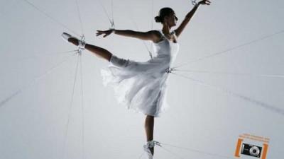Panasonic Lumix - Ballerina