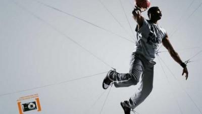 Panasonic Lumix - Basketball