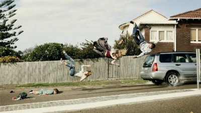 Pedestrian Council Australia - The Smith Family