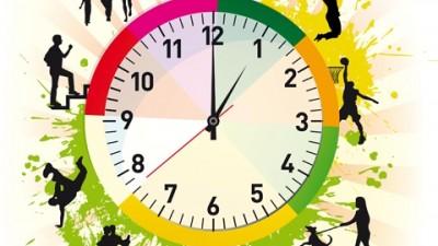 Programul pentru un stil de viata sanatos - Ora de miscare