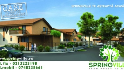 Springville - From house to home