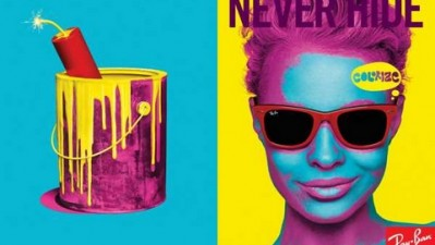 Ray-Ban - Paint can