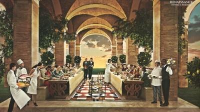 Renaissance Hotels - Dinner
