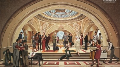 Renaissance Hotels - Hall