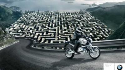 BMW Motorbikes - Maze