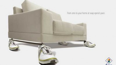 Casa shopping - Couch