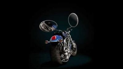 Harley-Davidson fashion shop - Motorcycle