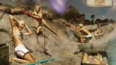 Sundek Beachwear - Fight