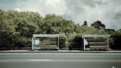 Suzuki - Bus Stop (II)