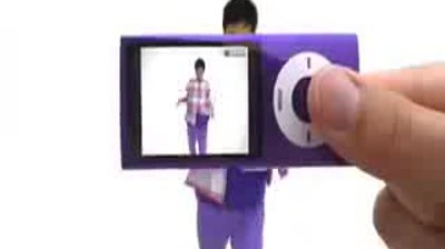 Apple iPod nano - Capture