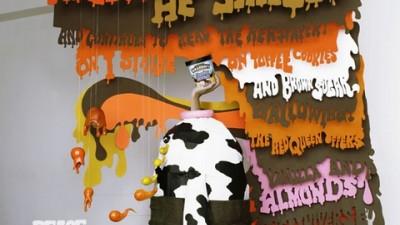 Ben&Jerry Ice Cream - Whale-Cow