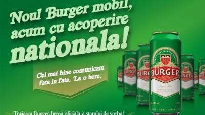 Burger - Acoperire Nationala