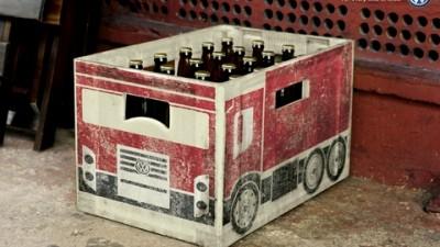 Volkswagen Trucks - Beer Box