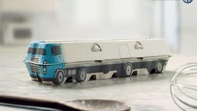Volkswagen Trucks - Egg Box