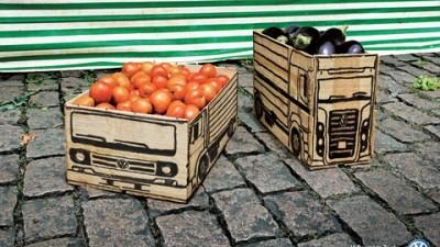 Volkswagen Trucks - Fruit Box