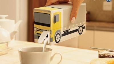 Volkswagen Trucks - Milk Box