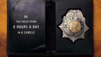 Denver Police Department Recruitment - Cubicle