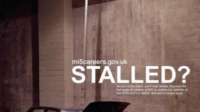 MI5 Recruitment - Stalled