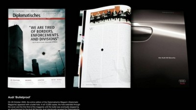 Audi A6 Security - Bulletproof